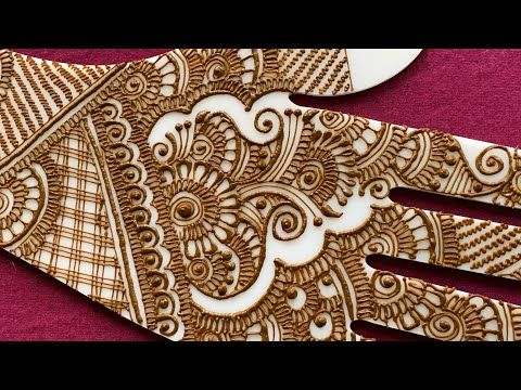 Marwari Mehndi Design Images (116)