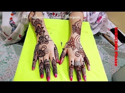 Marwari Mehndi Design Images (119)