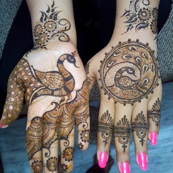 Marwari Mehndi Design Images (120)