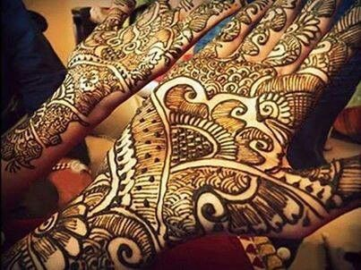Marwari Mehndi Design Images (122)