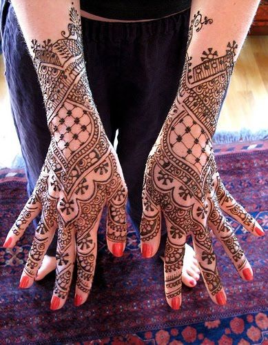 Marwari Mehndi Design Images (123)