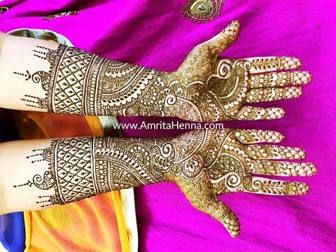 Marwari Mehndi Design Images (125)