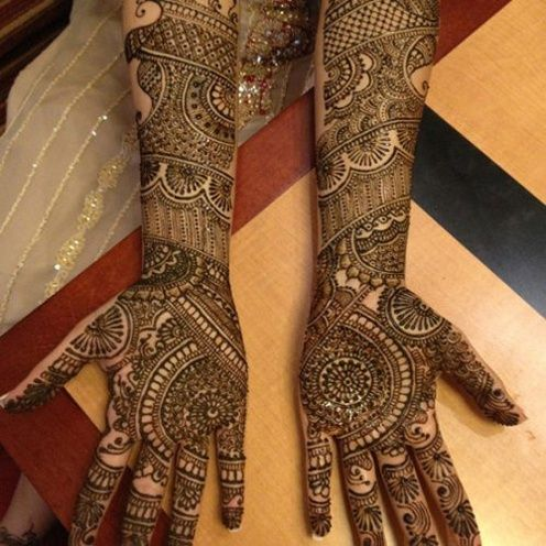 Marwari Mehndi Design Images (126)