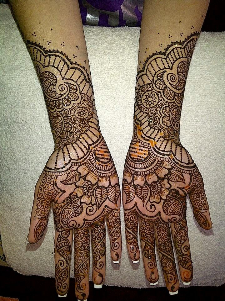 Marwari Mehndi Design Images (127)