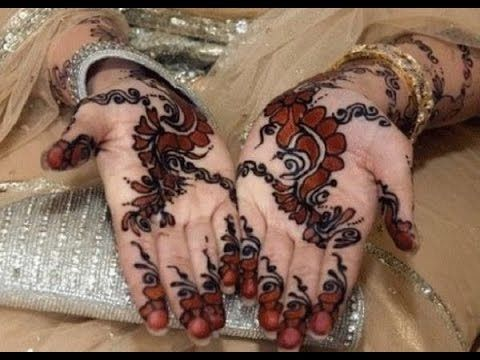 Marwari Mehndi Design Images (128)