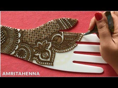 Marwari Mehndi Design Images (13)