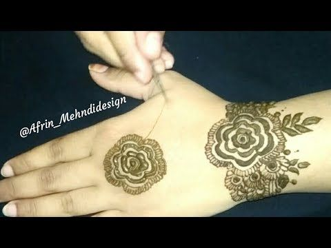 Marwari Mehndi Design Images (130)