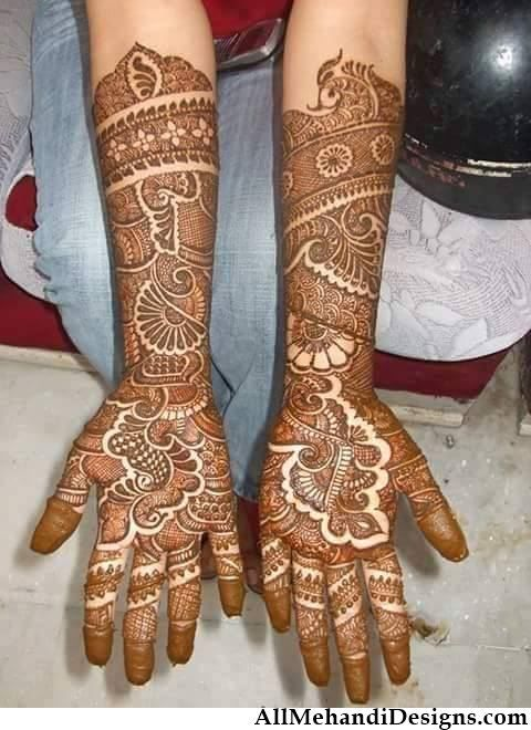 Marwari Mehndi Design Images (131)