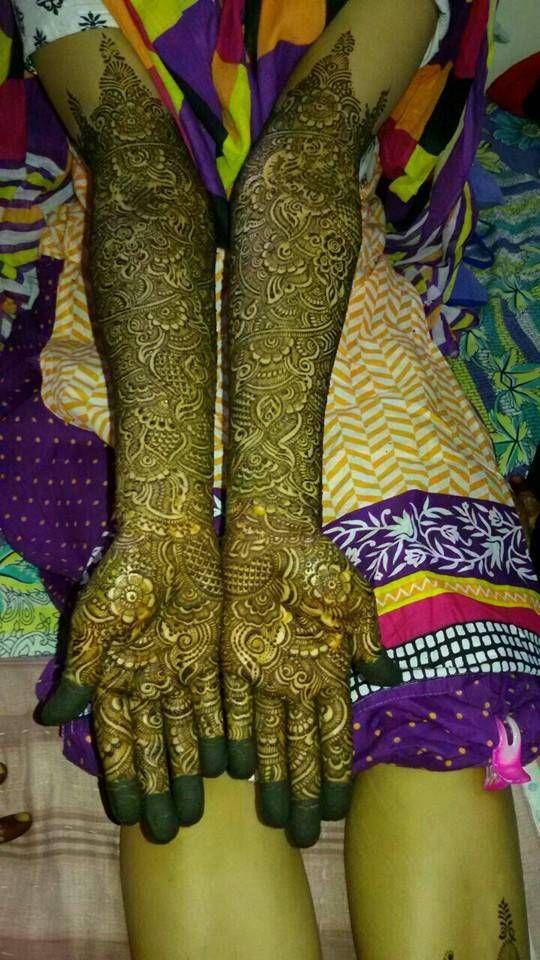 Marwari Mehndi Design Images (136)