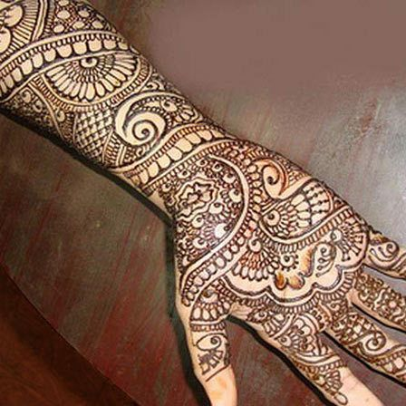 Marwari Mehndi Design Images (137)
