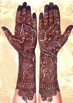 Marwari Mehndi Design Images (139)