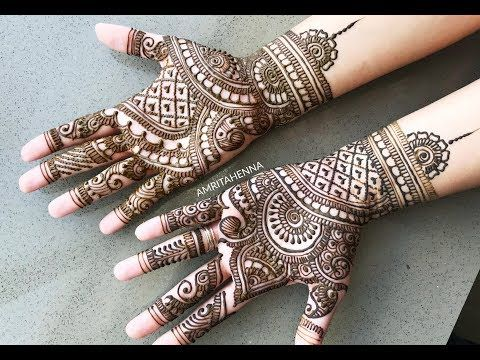 Marwari Mehndi Design Images (14)