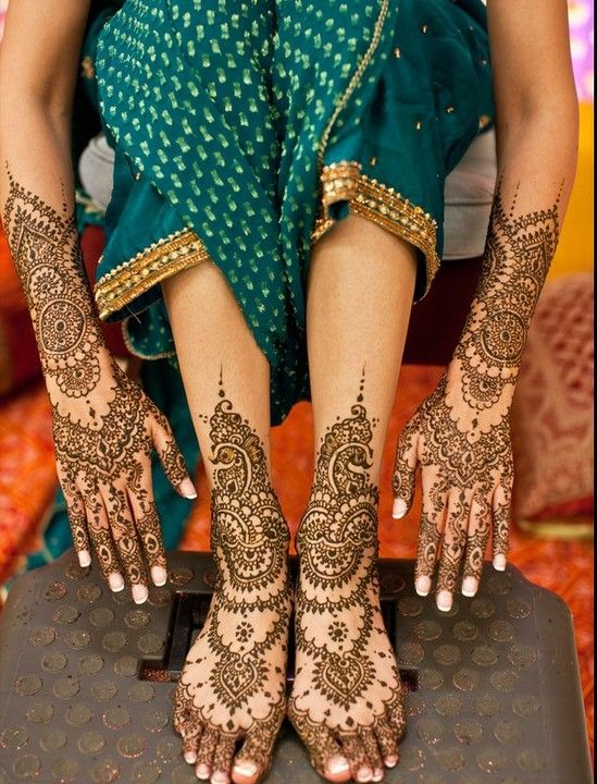 Marwari Mehndi Design Images (142)