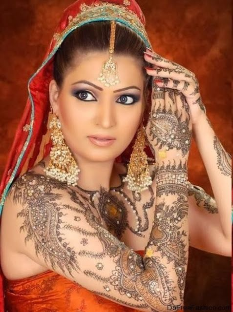 Marwari Mehndi Design Images (143)