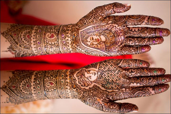 Marwari Mehndi Design Images (147)