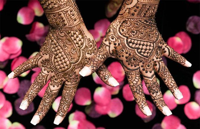 Marwari Mehndi Design Images (148)