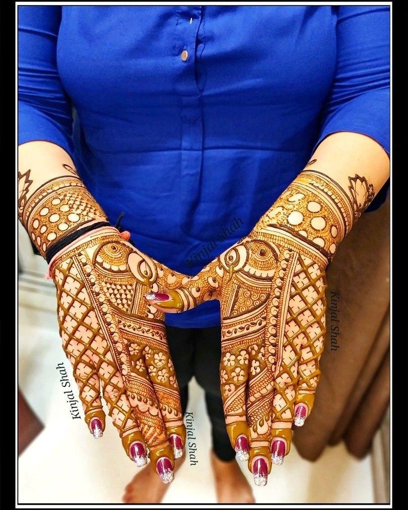 Marwari Mehndi Design Images (149)