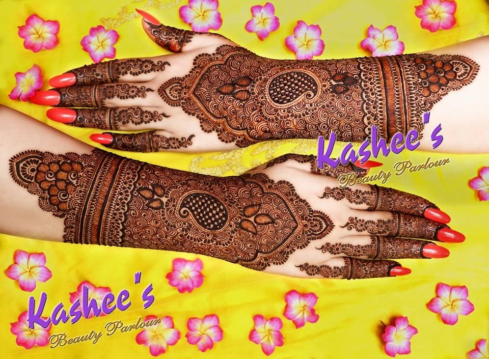 Marwari Mehndi Design Images (15)