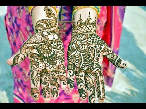 Marwari Mehndi Design Images (151)