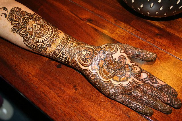 Marwari Mehndi Design Images (152)