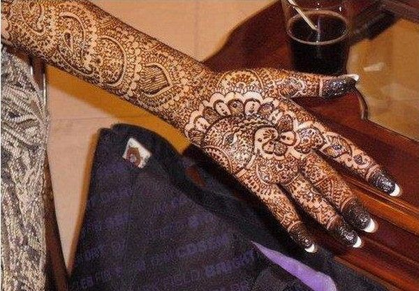 Marwari Mehndi Design Images (153)