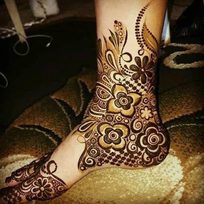 Marwari Mehndi Design Images (157)