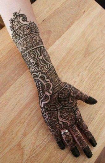 Marwari Mehndi Design Images (158)
