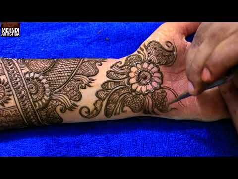 Marwari Mehndi Design Images (159)