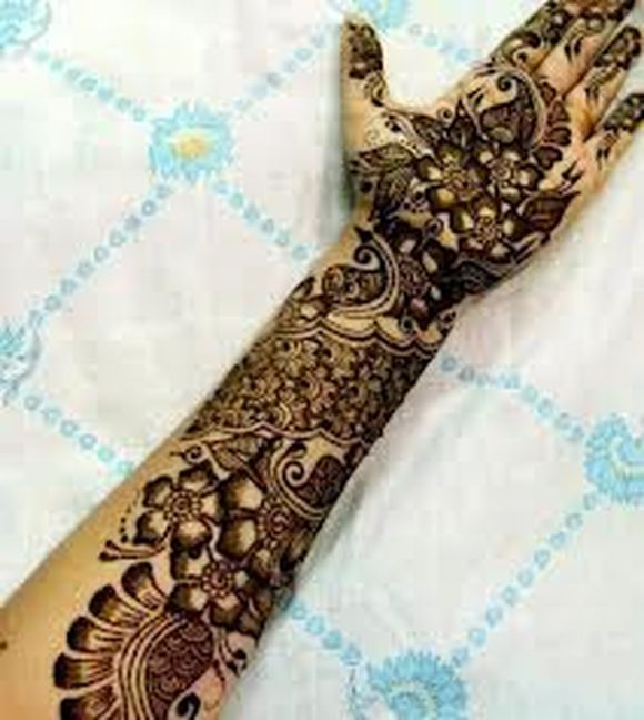 Marwari Mehndi Design Images (165)