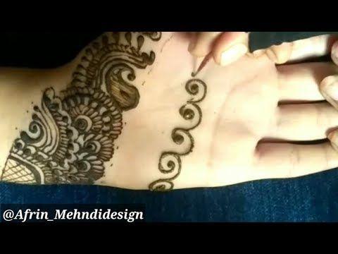 Marwari Mehndi Design Images (166)