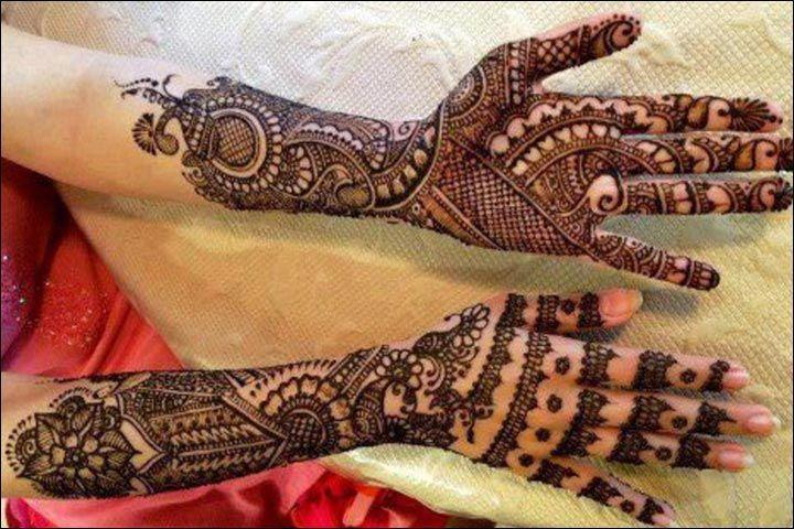 Marwari Mehndi Design Images (168)