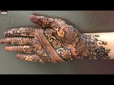 Marwari Mehndi Design Images (17)