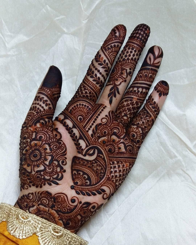 Marwari Mehndi Design Images (171)