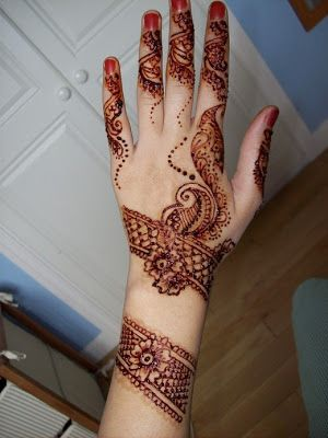 Marwari Mehndi Design Images (174)