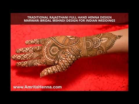 Marwari Mehndi Design Images (176)