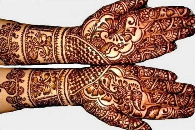 Marwari Mehndi Design Images (18)