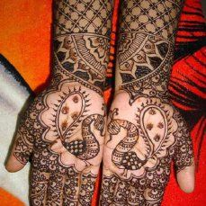 Marwari Mehndi Design Images (19)