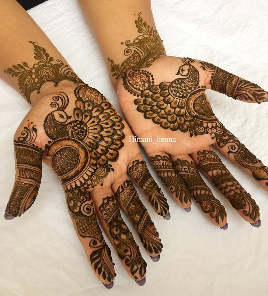 Marwari Mehndi Design Images (20)