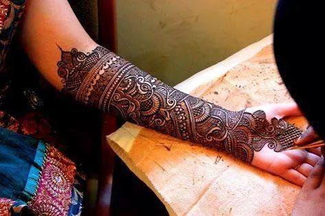 Marwari Mehndi Design Images (21)