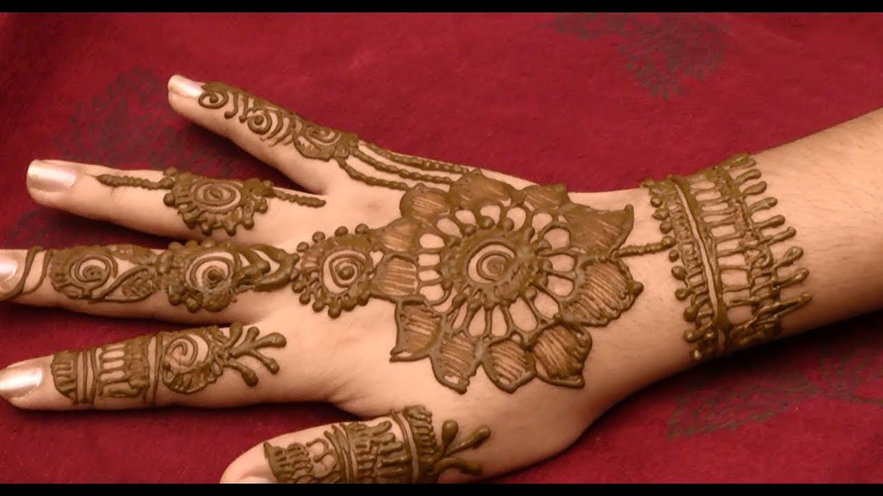 Marwari Mehndi Design Images (23)