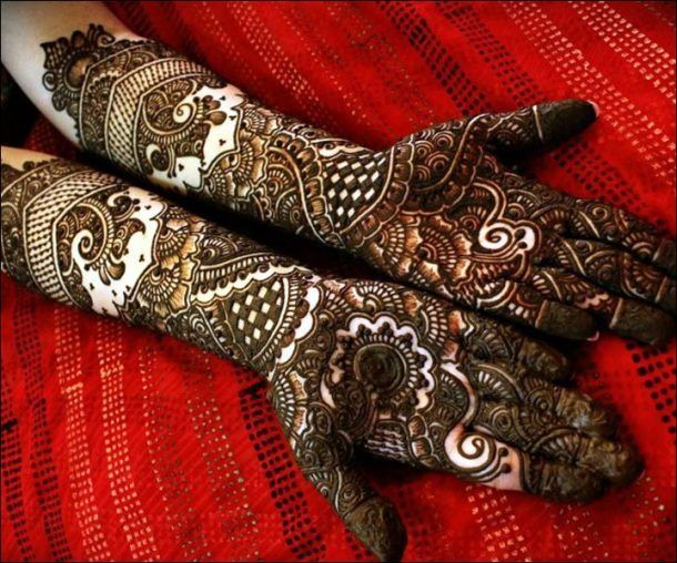 Marwari Mehndi Design Images (24)