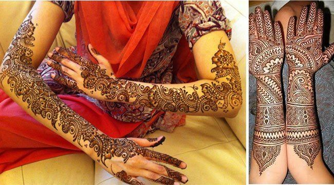 Marwari Mehndi Design Images (26)