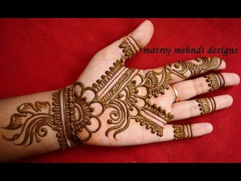 Marwari Mehndi Design Images (27)