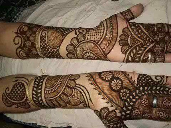 Marwari Mehndi Design Images (30)