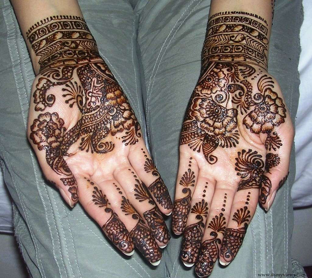 Marwari Mehndi Design Images (34)
