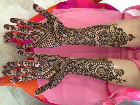 Marwari Mehndi Design Images (35)