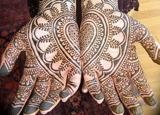 Marwari Mehndi Design Images (4)