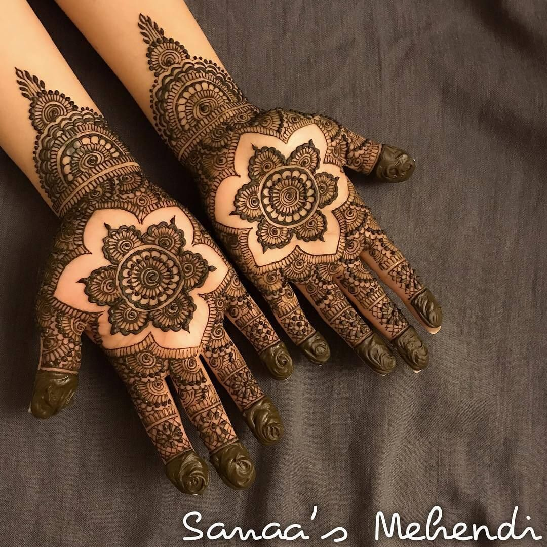 Marwari Mehndi Design Images (41)