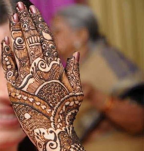 Marwari Mehndi Design Images (44)