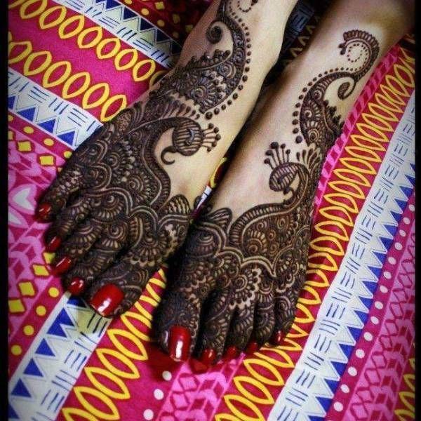 Marwari Mehndi Design Images (47)